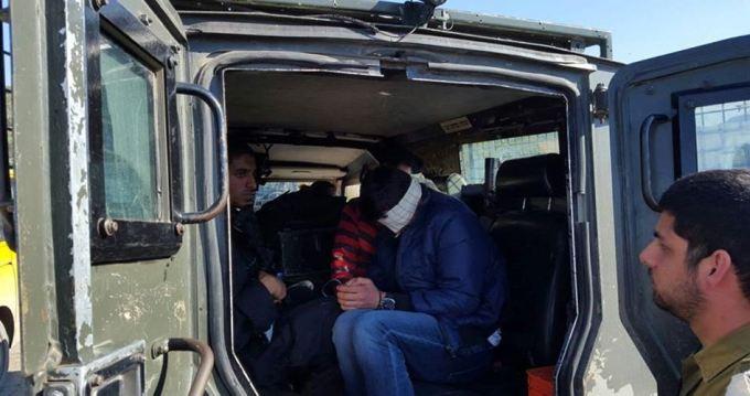 Arrests journalists