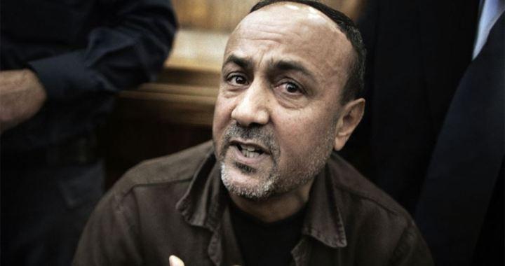 Barghouti in prison