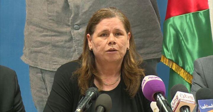 Fadwa al-Barghouti advocaat