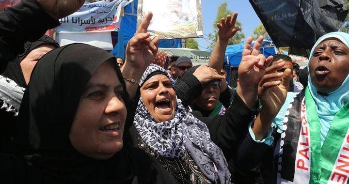 Hamas and prisoners