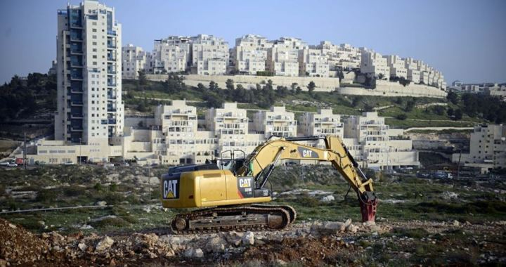 Illegal settlement blocs