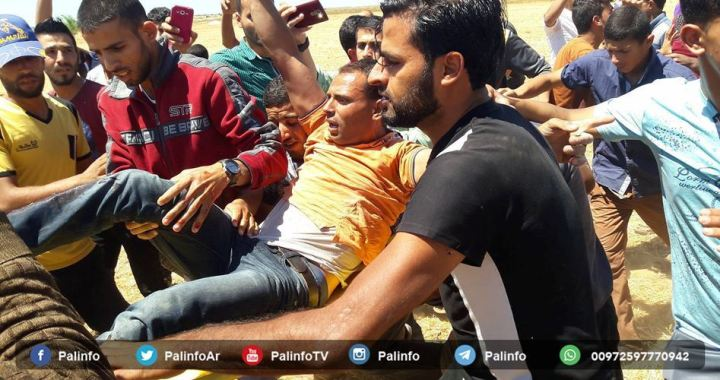 Injuries Gaza
