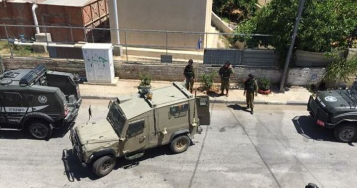 IOF in Tulkarem