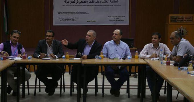 Palestinian specialists