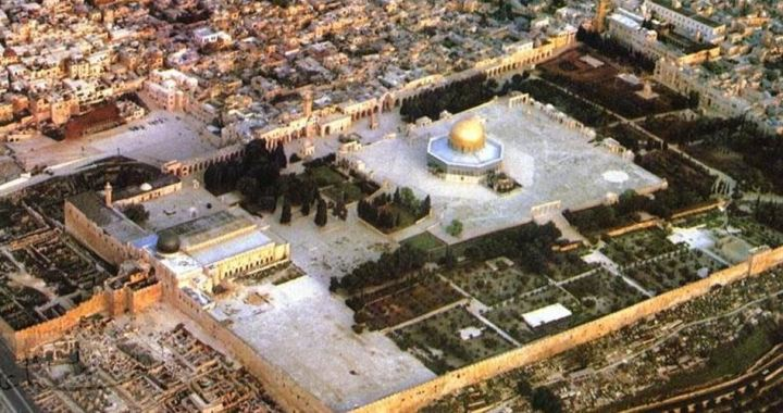 al-Aqsa maybe be blast