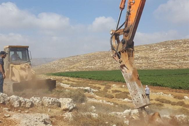 Amichai settlement