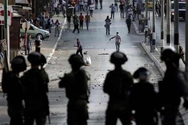 Bethlehem clashes
