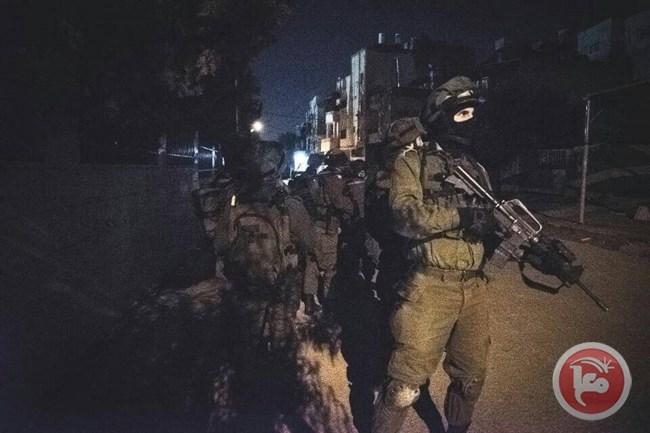 Detain 4 Palestinians