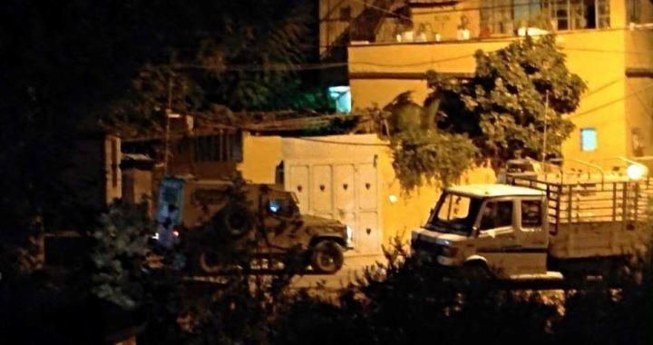 Ex-prisoners kidnapped al-Khalil