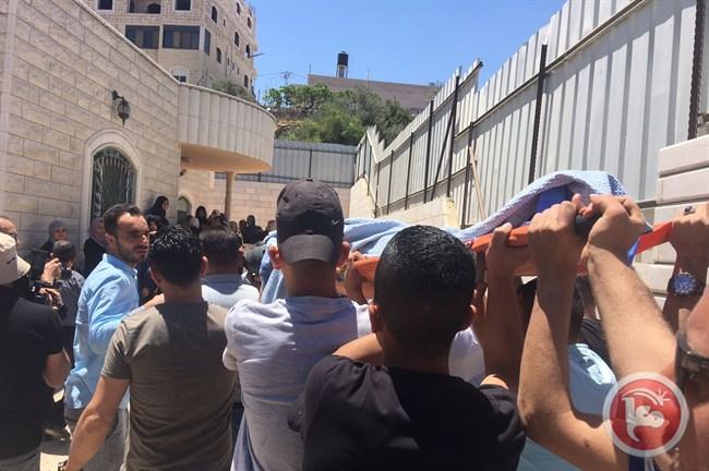 Funeral Hebron1