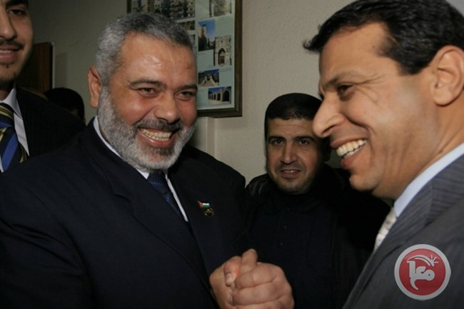 Haniyeh and Dahlan