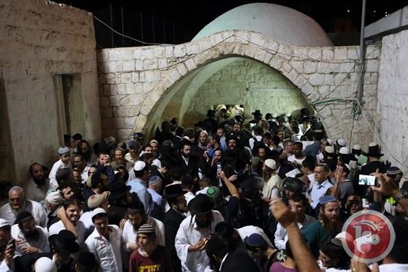Joseph's Tomb Nablus