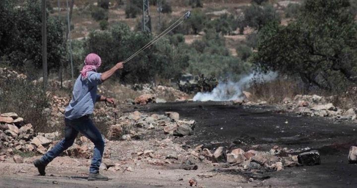 Kafr Qaddum peaceful protest