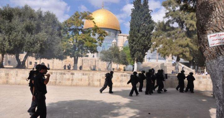 Occ Jerusalem al-Aqsa