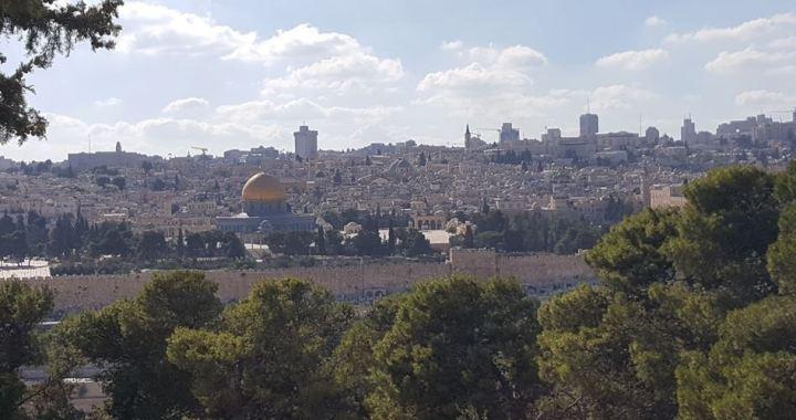 Occupied Jerusalem vs Jewish Home Party