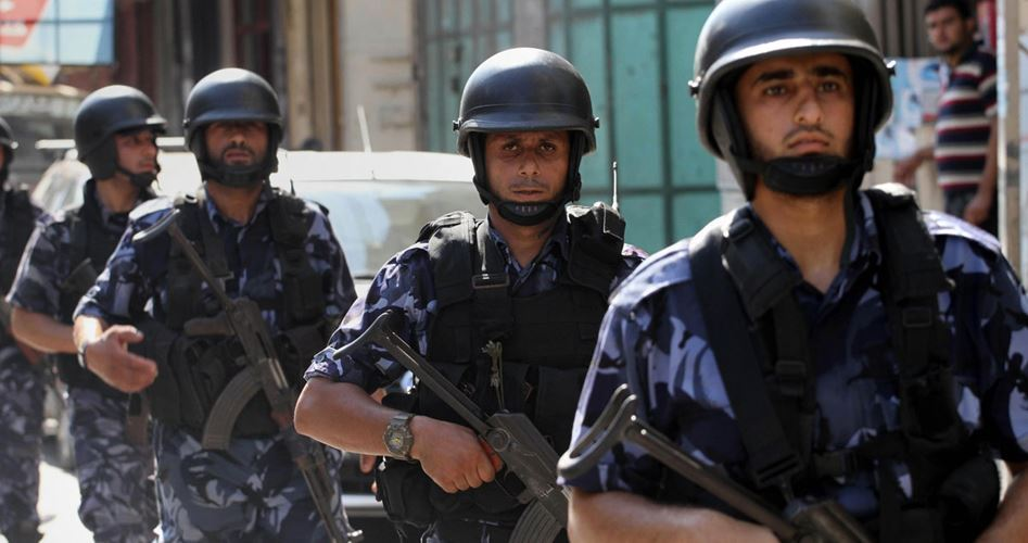 PA security forces