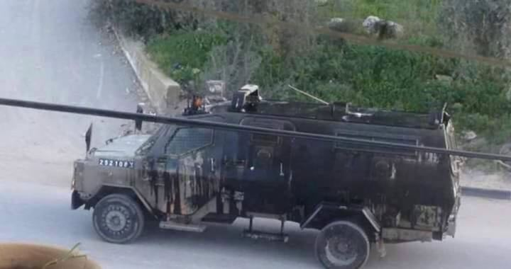 Palestinian family attacked