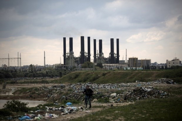 Power plant Gaza