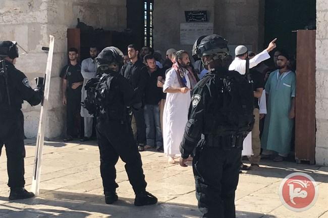 Raid Al-Aqsa Mosque