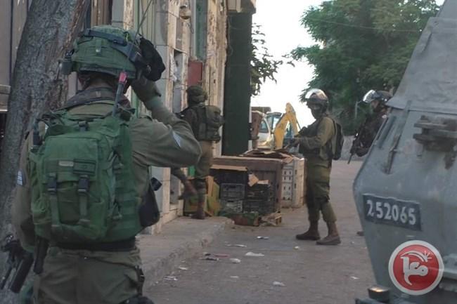 Raid Beit Ummar