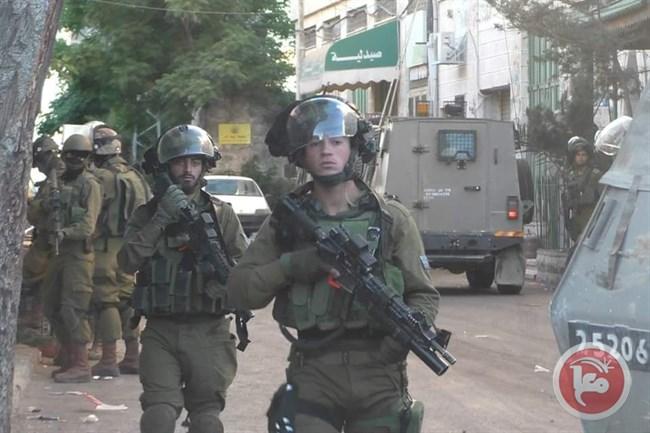 Raid Beit Ummar1