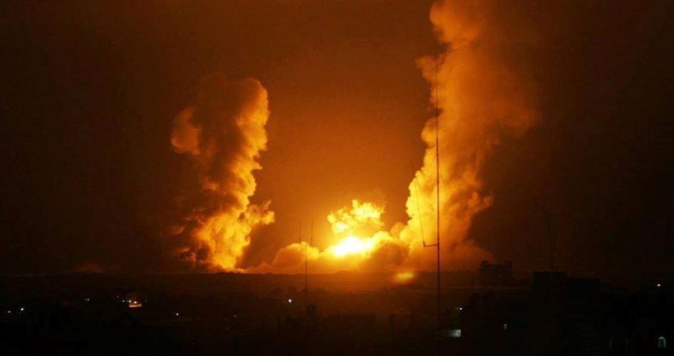 Zio's attack Gaza