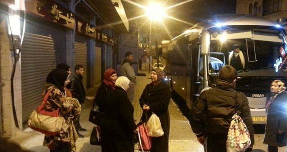 1000 Hamas detainees no visit