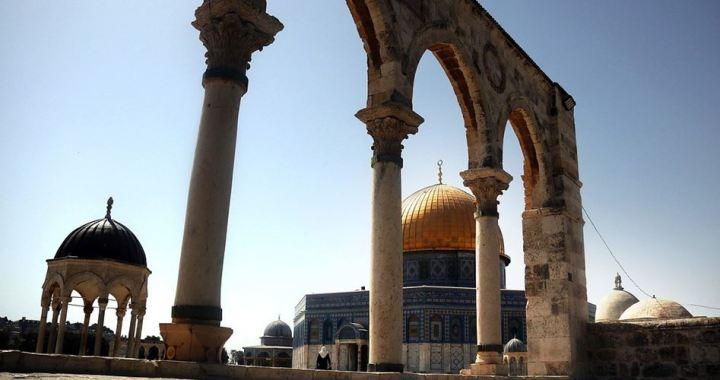 110 attacks al-Aqsa