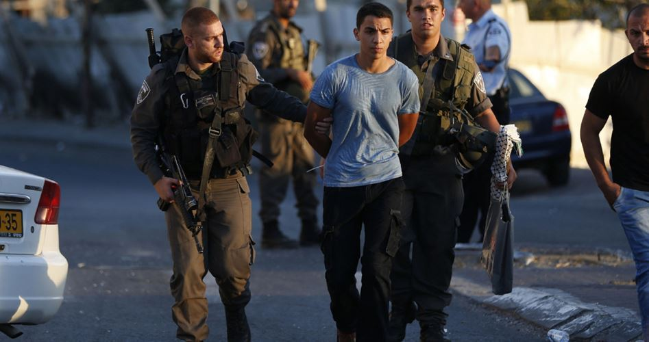 15 Palestinians kidnapped WB