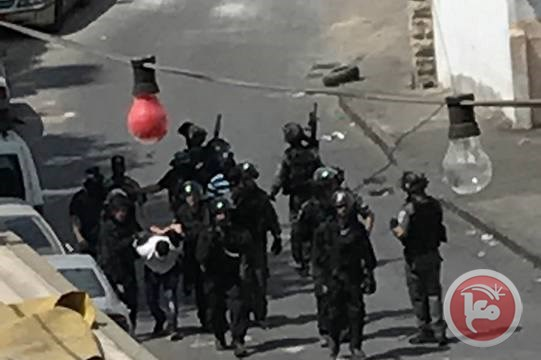 33 Palestinians East Jerusalem arrested