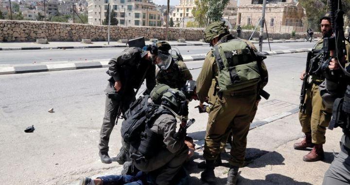 400 Palestinians arrested
