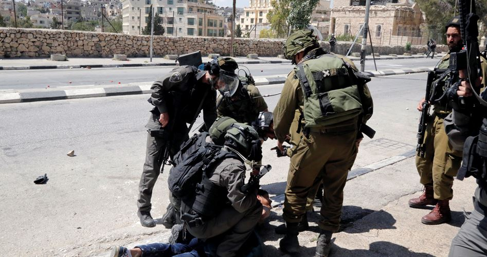 6 Palestinian youth arrested Jerusalem