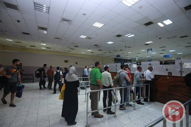 66 Palestinians detained Allenby crossing