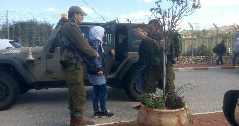 84 Palestinian woman and girls arrested