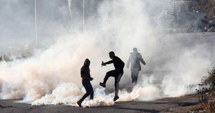 Abu Dis clashes