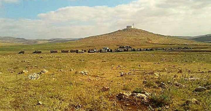 Agricultural land Nablus