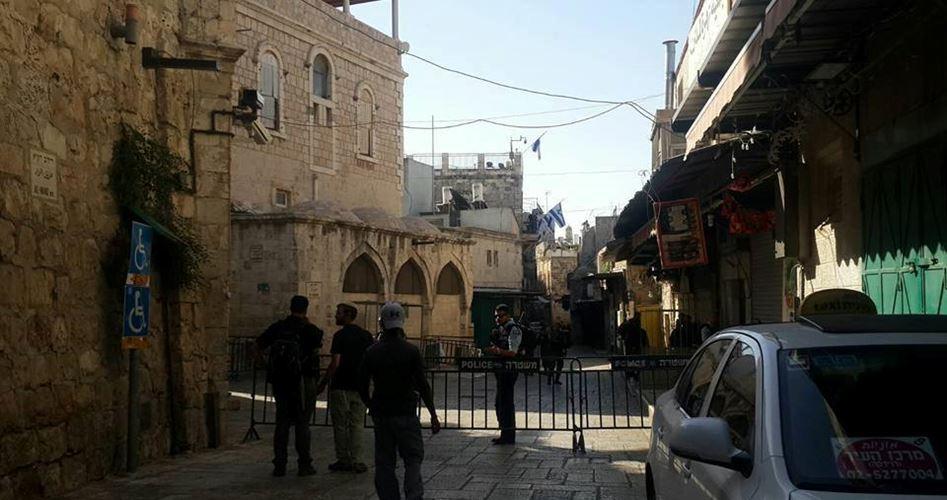 Ban prayer al-Aqsa