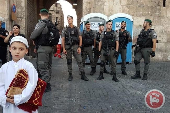 Clashes Al-Aqsa Mosque