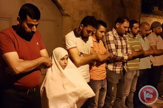 Clashes Al-Aqsa Mosque1