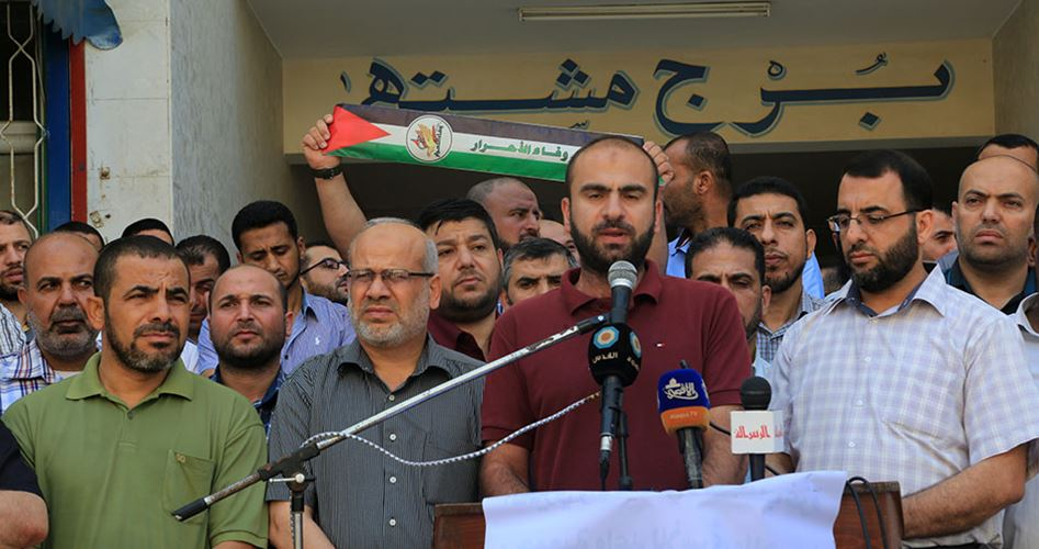 Ex-prisoners vs Abbas