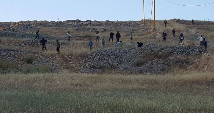 Extremist settlers attack WB