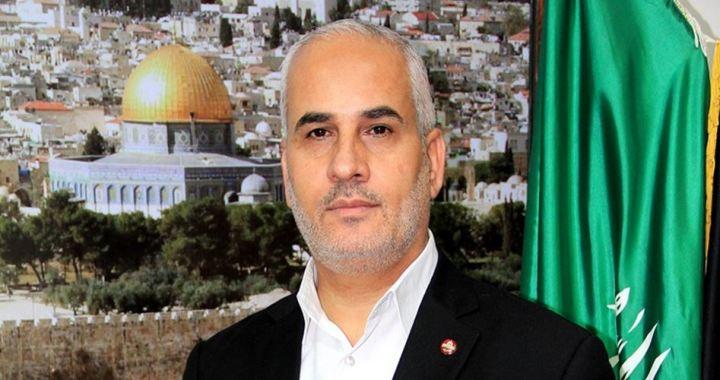 Fawzi Barhoum Jerusalem Intifada
