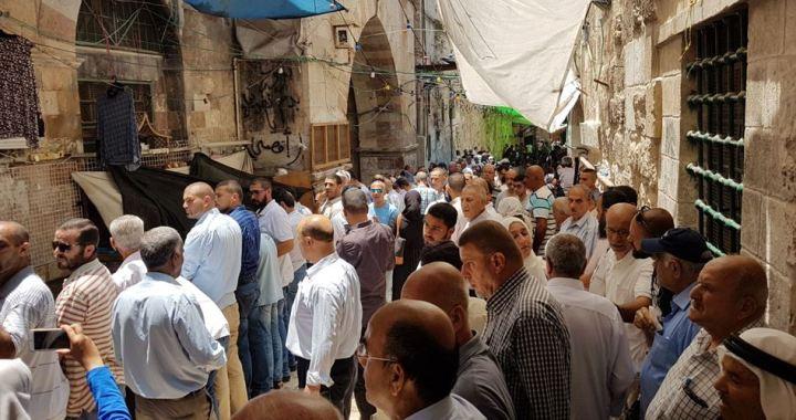 Hamas about al-Aqsa