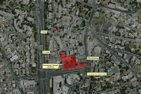 Har Homa in East Jerusalem1