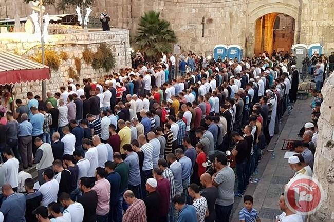 Hebron prayers