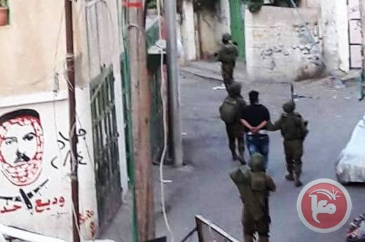 IOF raids al-Duheisha refugee camp