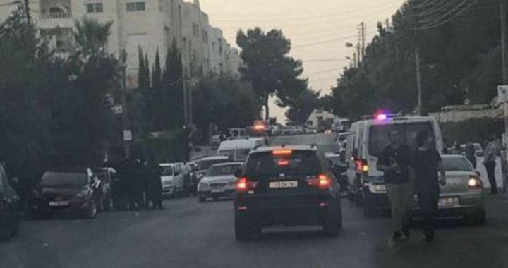 Jordanian killed