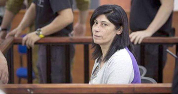 Khalida Jarrar 6 month adm detention