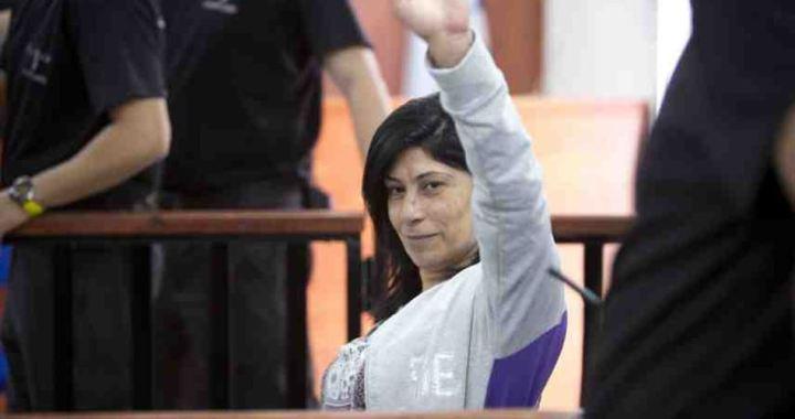 Khalida Jarrar Pal MP