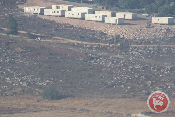 Mobile homes Nablus